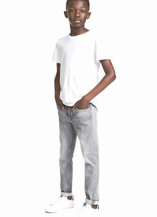 Оригинальные джинсы-skinny fit jeans от бренда h&m разм. 152 (11-12лет)
