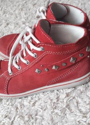 Ботинки кроссовки2 фото