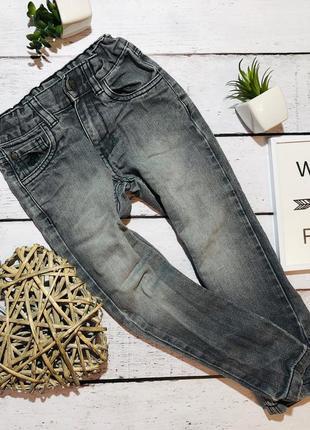 Стильные базовые джинсы palomino 4 года (104) цена 130 грн