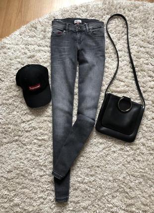 Стильные джинсы tommy hilfiger denim