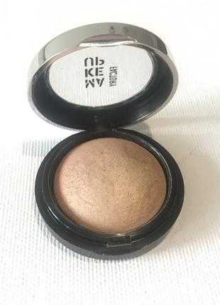 Baked eye shadow 39 тени для век make up factory