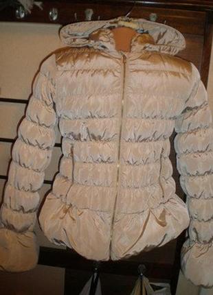 Куртка, деми, benetton. class.
