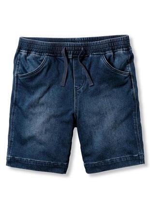 Шорты в джинсовом стиле  158 - 164