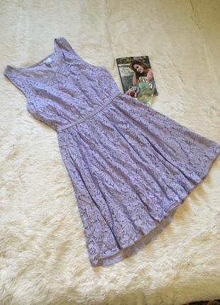 Продам кружевное платье