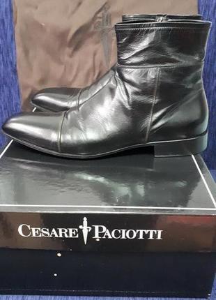 Мужские сапоги классика италия