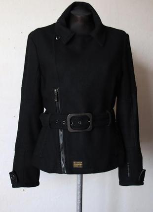 Пальто  g-star raw шерсть