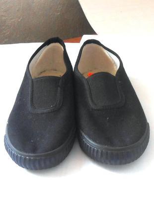 Детские мокасины туфли балетки тапочки в садик, р. 29 код  d3001