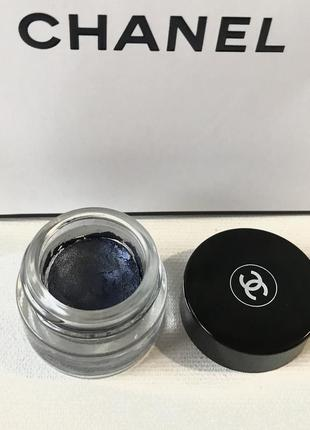Тени chanel illusion d'ombre long wear luminous eyeshadow №91 apparition{тестер}
