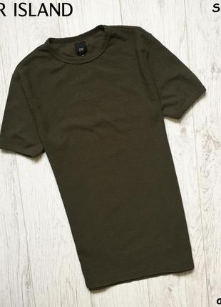Мужская футболка river island