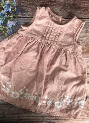 Красивое платье , платья 3-6 мес / сукня