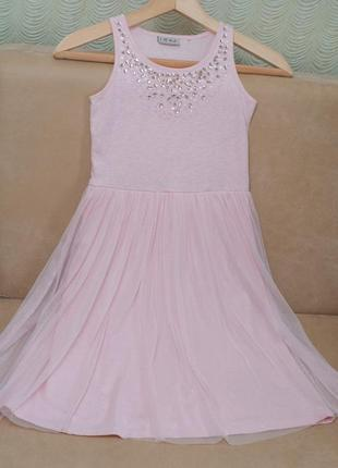 Платье next 9лет