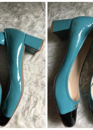 Удобные мягкие кожаные туфли оригинал  1+1=3 🎁4