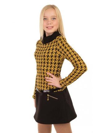 Очаровательное платье-туника