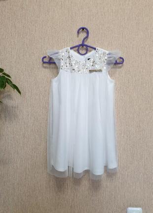 Красивое, нарядное, праздничное, очень нежное платье v by very