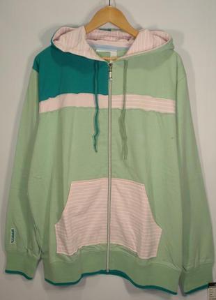 Олимпийка мужская мастерка спортивная кофта бренд rocawear америка. оригинал р. l-xl
