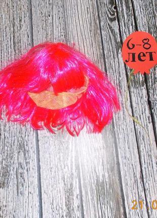 Новый парик для девочки 6-8 лет. 54-56 см
