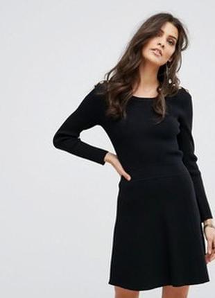 Крутое кашемировое 100% платье allude