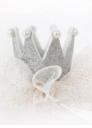Корона, заколка принцессы, зажим для волос