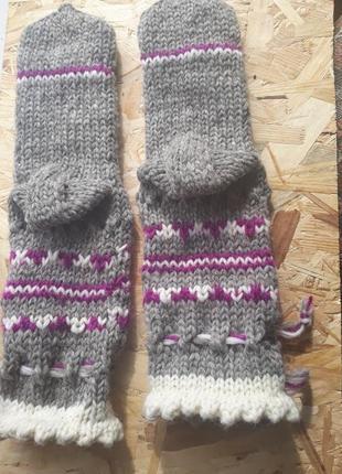 Носки із шерсті 100%