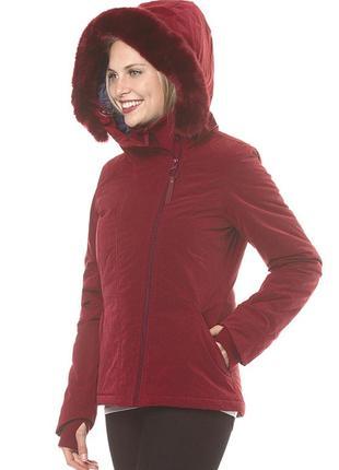 Водоотталкивающая и ветронепродувная куртка британского бренда bench4 фото