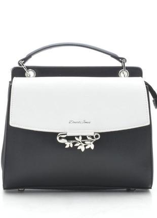 Новая черная шикарная женская сумка