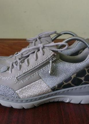 Туфли кроссовки женские  rieker, 36