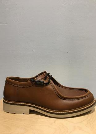 Massimo dutti топ-сайдеры, кожаные туфли