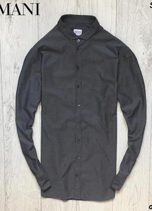 Мужская рубашка armani collezioni