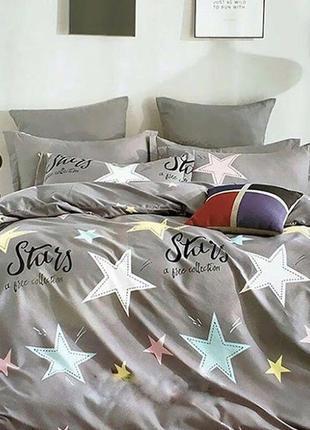 Постельное белье звезды stars
