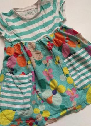 Милое платье next