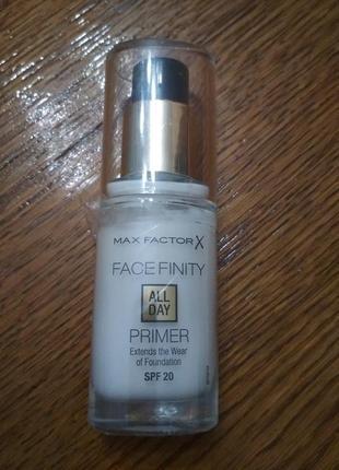 Основа  база под макияж max factor facefinity al day оригинал