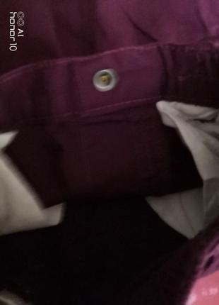 Брючки лёгкие для девочки lupilu.7 фото