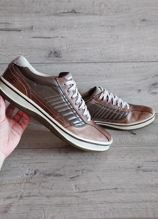 Туфли мокасины скечерс skechers piers 46 р 30 см