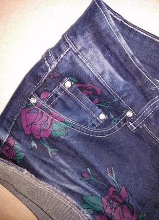 Джинсовые шорты 59 грн!2 фото