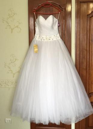 Новое свадебное платье! распродажа