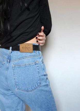 Легендарні джинси бойфренди calvin klein