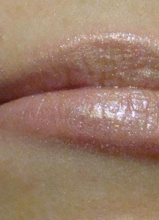 Bourjois блеск для губ effet 3d тон 01 beige elastic