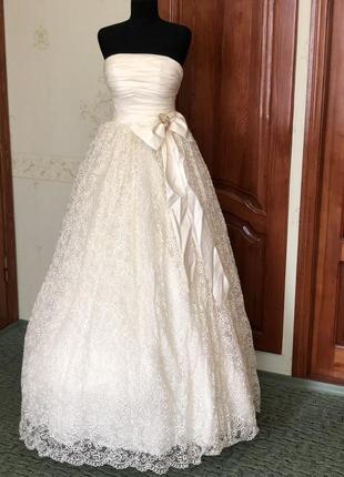 5efa09b27ba Новое свадебное платье! распродажа