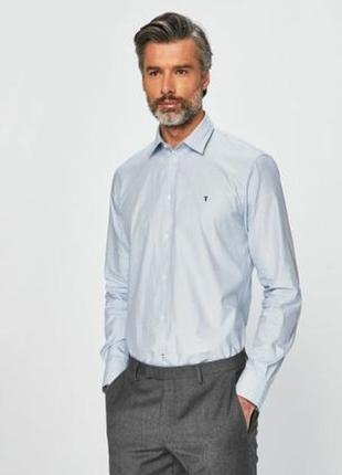 Рубашка trussardi jeans p.m-l