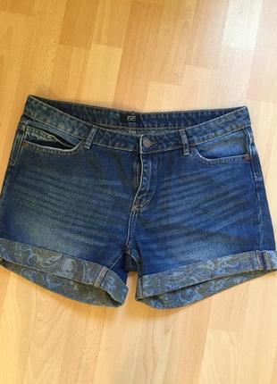 Джинсовые шорты asos