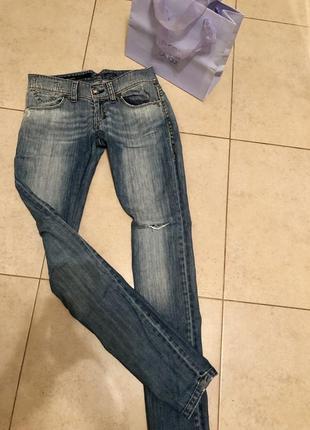 Новые джинсы из штатов