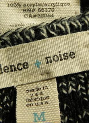 Свитер джнипер с коротким рукавом летучая мышь m/l silence & noise5