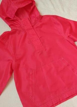 Ветровка куртка тонкая george на 5-6 лет рост 110-116 лет