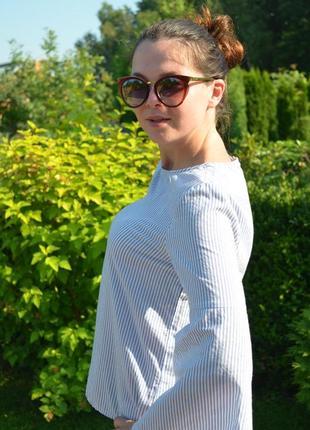 Новая блуза от асос, 100% котон