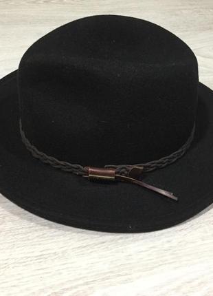 Шляпа шерстяная stetson vitafelt newark made in usa!