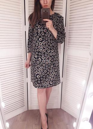 Платье ромашка