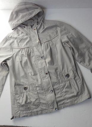 C&a yessica. молодёжная куртка без подкладки. м размер.