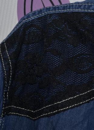Котоновая брендовая рубашка