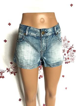 Шорты джинсовые 1+1=3 🎁