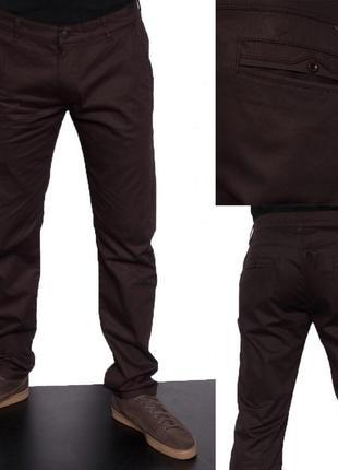 Модные мужские котоновые брюки 30 размер турция